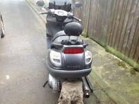 Piaggio x9 500cc scooter