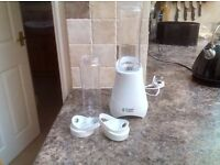 Russell Hobbs smoothie maker.