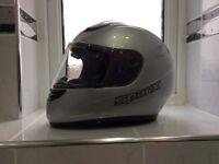 Motorcycle helmet SPARX size M/L