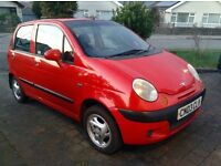 Low mileage , lady owner , clean and tidy little car