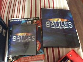 Doctor Who Battles In Time (Card & Magazine Collection)