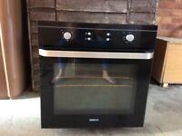 Beko single fan assisted built in oven