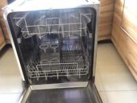 Fagor integrated dishwasher