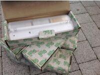 5 bulkhead emergency light fittings
