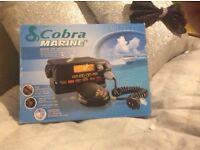 Cobra marine transceiver