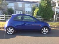 KA 1.6 sport. 53 plate. Great colour, low mileage and in very good condition