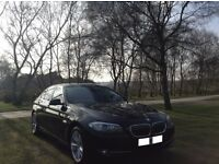 BMW F10 5 SERIES 520D FULLY LOADED NEW SHAPE 2011
