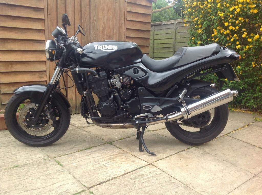 triumph trophy 1200 cafe racer in wallingford oxfordshire gumtree. Black Bedroom Furniture Sets. Home Design Ideas