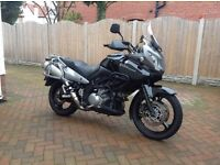 Suzuki DL1000 V Strom - Excellent condition with FSH