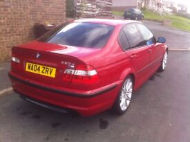 BMW 320D M Sport 3 Series **LOW MILEAGE** EXEMPLARY CONDITION.