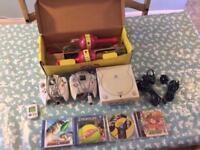 Sega Dreamcast with Samba De Amigo and extras