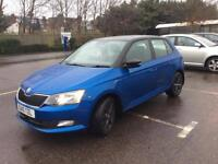 2015 Skoda Fabia 1.4 TDI 1 Owner low mileage