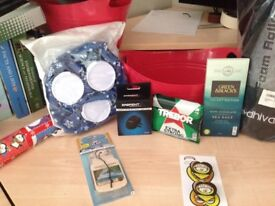Mens hamper ideal for the keep fit man