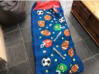 Childs ready bed