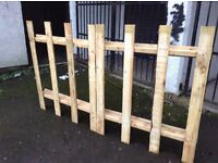 Fencing panels 4ftx3ft.