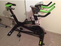 Elevation fitness 18kg flywheel spin bike
