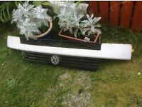 VW T4 Front grill and panel