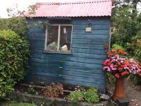 Garden shed 8x6