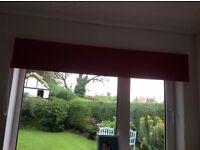 Window blinds set of 3