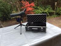 Spotting scope 20-60x60