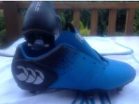 Canterbury Junior Rugby boots size 4