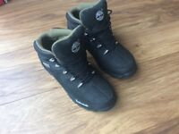 Timberland Euro Sprint Hiking Boots size 8..0 / 8.5 - brand new.