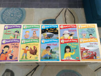 x10 Floppy Phonics Reading Books from Oxford Reading Tree