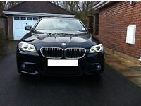 M Sport Saloon, Carbon Black, leather, full serv history, sat nav, p sensors, immaculate condition