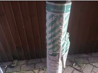 10 mtr roll of roofing felt