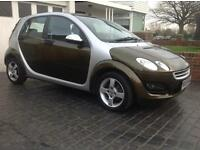SMART ForFour semi-auto ONLY 23000 miles