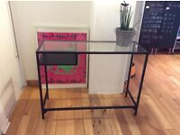 Contemporary desk/ console table - Free delivery