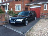 Saab Diesel estate 95 Tdi Black £1395ono