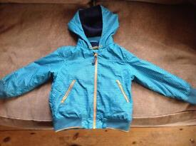 Ted Baker 'Baker Boy' jacket. Age 4-5 years. Great condition.