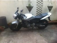 Slightly damaged Honda CB600 FS-2 Sport - Silver