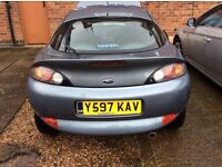Ford puma new fuel pump and recent service. Very low genuine milage excellent condition