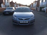 2008 Vauxhall Vectra 1.8 SRI 5dr hatchback petrol manual low mileage full history £1650