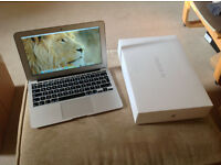 MacBook Air In excellent condition with box, paperwork, charger