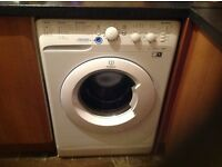Indesit Innex auto washer, 1200 spin speed, 6kg load, perfect working order.