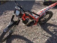 Beta evo 250cc 2013 model very clean little used