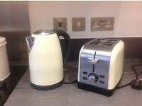 Kettle & Toaster and bread bin