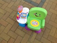 Fisher Price Toddler's Activity Chair