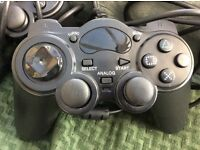 PlayStation pads x 2