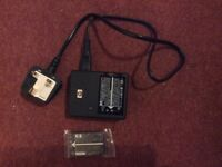 Genuine hp photosmart r07 camera batteries and charger