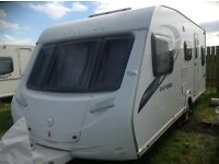 Sterling Europa 2010 5 berth caravan for sale. In excellent condition