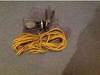 110 volt task light
