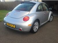 VW Beetle 2.3 V5 American Limited Edition