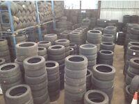 Used tyres Wholesale 15/16//£7.50 -- barking unit 90 fleet road ig117bg