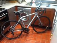 2013 Specialized Tricross Sport Disk Bike - inc light, helmet and floor pump