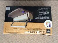 A4 comb paper binder