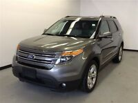 2012 Ford Explorer Limited Leather, Power Tailgate!